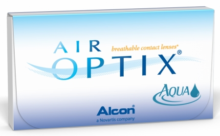 Фотография: AIR Optix Aqua, 3pk
