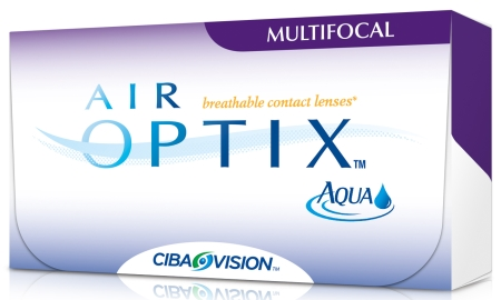 Фотография: AIR Optix Aqua MultiFocal