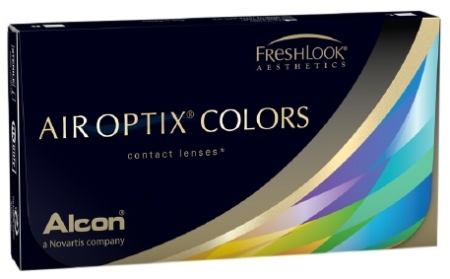 Фотография: AIR Optix Color, 2pk