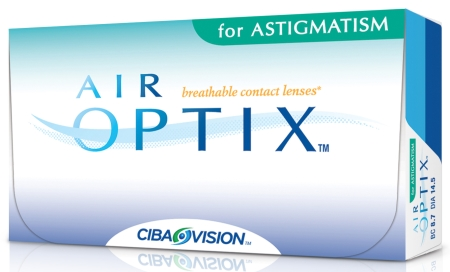 Фотография: AIR Optix for Astigmatism