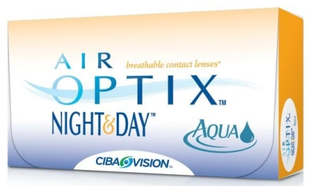 Фотография: AIR Optix Night&Day Aqua