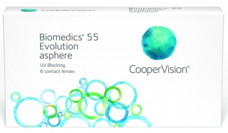 Фотография: Biomedics 55 Evolution, 6pk