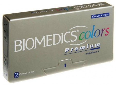 Фотография: Biomedics Colors Premium, 2pk