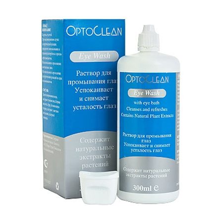 Фотография: OptoClean Eye Wash, 300 мл.